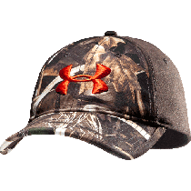 Under Armour Camo 2-Tone Stretch Fit Cap  d7bacfb5cfbd