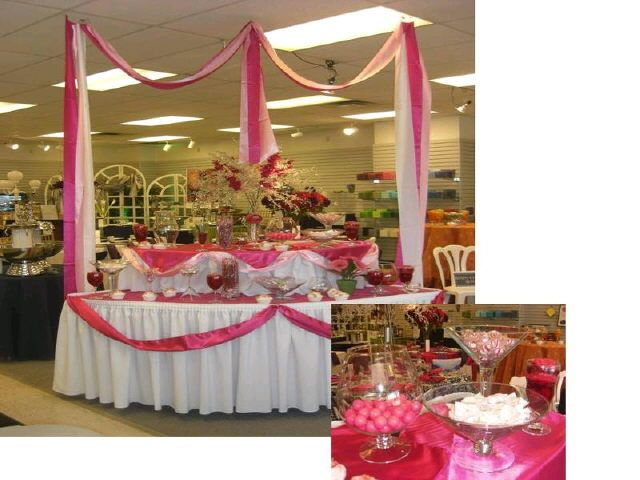 Where to rent CANDY BUFFET BAR in Mentor OH, Cleveland ...