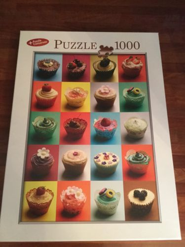 Cup cake #jigsaw #puzzle. 1000 #pieces,  View more on the LINK: 	http://www.zeppy.io/product/gb/2/282098704449/