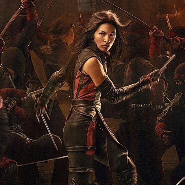 Daredevil and elektra cosplay