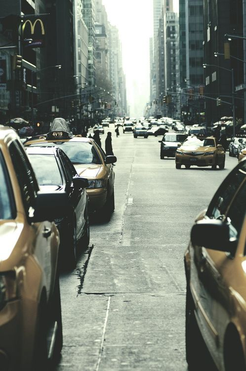 words to describe a busy city