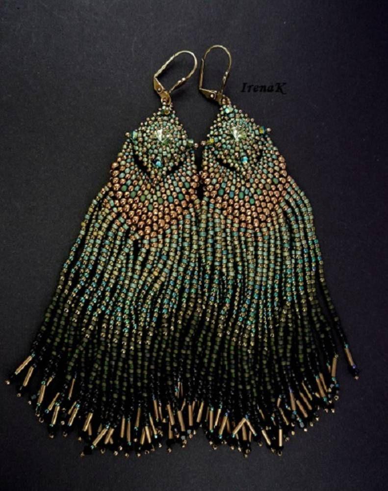 Earrings - Rooster - 4921989_
