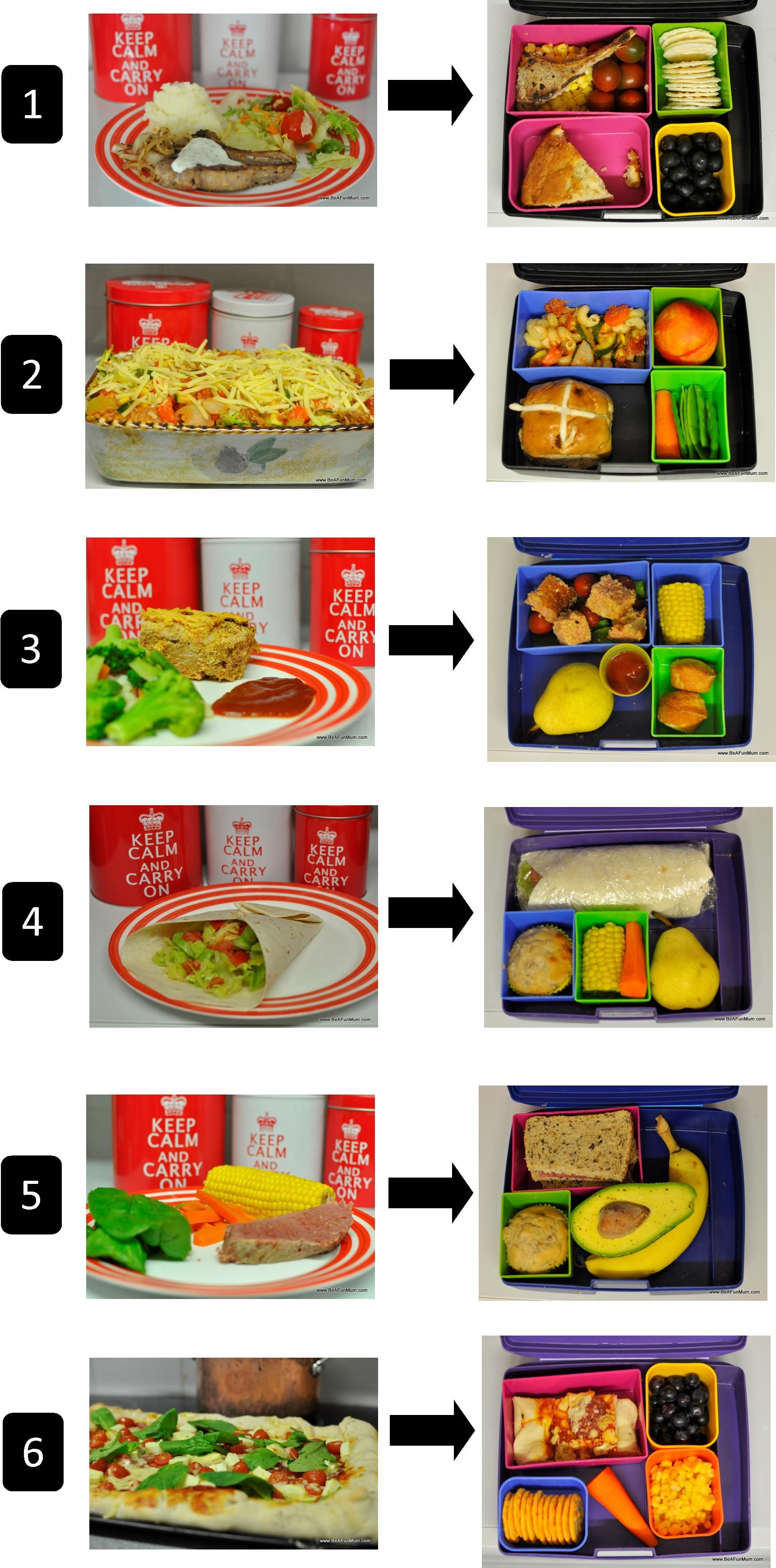 Lunch Box Ideaslink For Fruit Salad Muffins On This Page Looks Interesting Change Unhealthy To Healthy