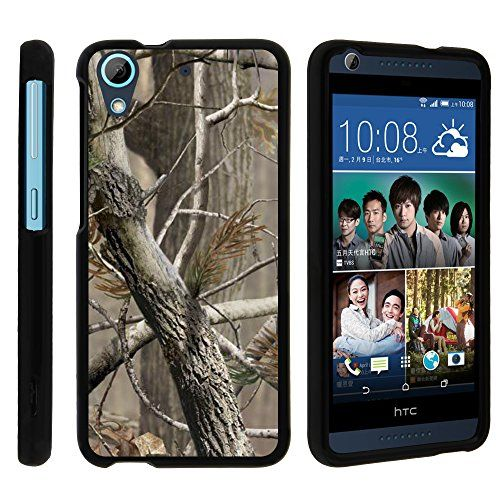 Buy HTC Desire 626 Case, Perfect Fit Cell Phone Case Hard Cover with Cute Design Patterns for HTC Desire 626 from MINITURTLE | Includes Clear Screen Protector and Stylus Pen - Hunter Camouflage NEW for 9.99 USD | Reusell