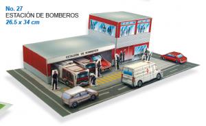 estacion de bomberos