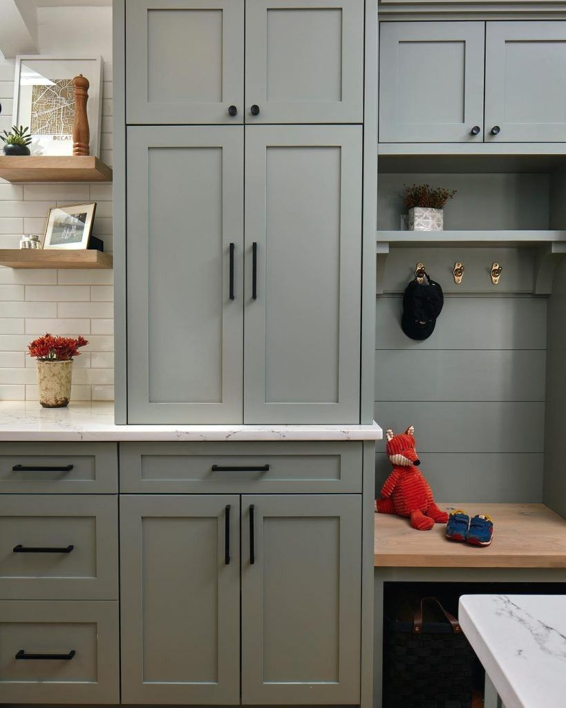 Image Result For Farrow And Ball Cromarty Kitchen Cabinets Kitchen Cabinet Interior Beautiful Kitchen Cabinets Best Kitchen Cabinets