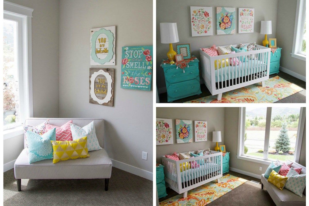 From 9 Kids Rooms Collection on NONAGON.style