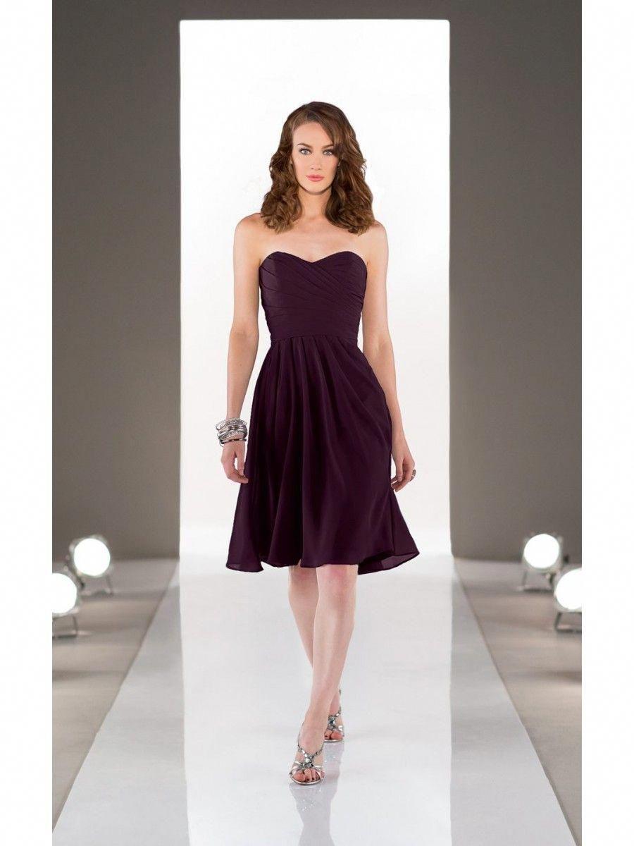 865db498b4 A-Line Sweetheart Short Wedding Party Bridesmaid Dresses 3302069   Champagnebridesmaiddresses