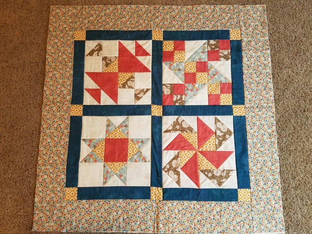 Learn to quilt finished quilt top from my class at Eagle Creek ... : eagle creek quilt shop - Adamdwight.com