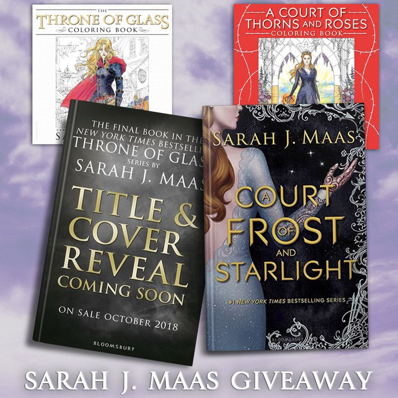 Sarah J Maas Fans Won T Want To Miss This Epic Giveaway One