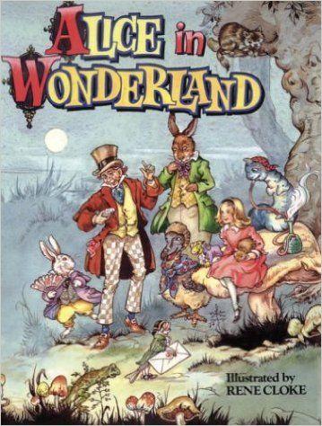 alice in wonderland lewis carroll read online