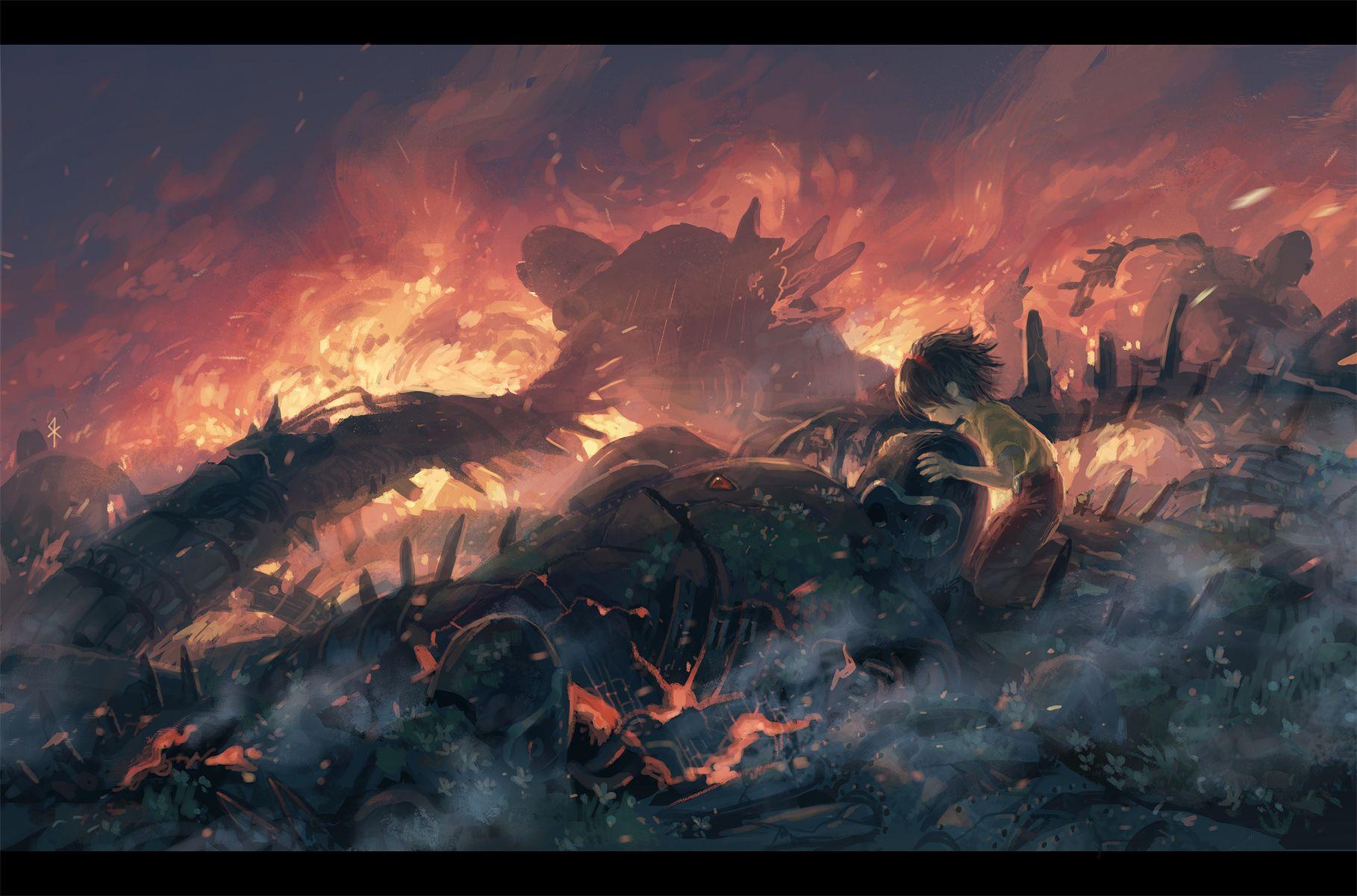 Laputa Studio Ghibli 天空の城ラピュタ By Seeker 天空の城