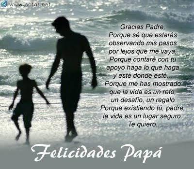 Feliz Día Del Padre Frases Para Padres Imágenes De Feliz Día Del Padre Mensajes Dia Del Padre