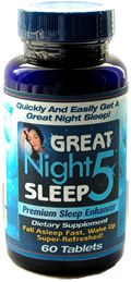 Great Night Sleep is a sleep enhancer that helps users to fall asleep faster, to wake up in a good shape and a good mood by improving the overall quality of the sleep.