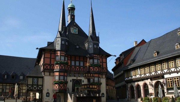 Wernigerode · Schlosshotel Ballenstedt