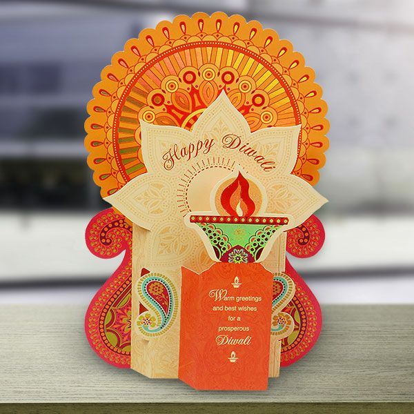 Greeting Card Making Ideas For Diwali Part - 27: Cards · Diwali #Greetingcards Have Always Been The Best Way To Express  Feelings, Be It Any