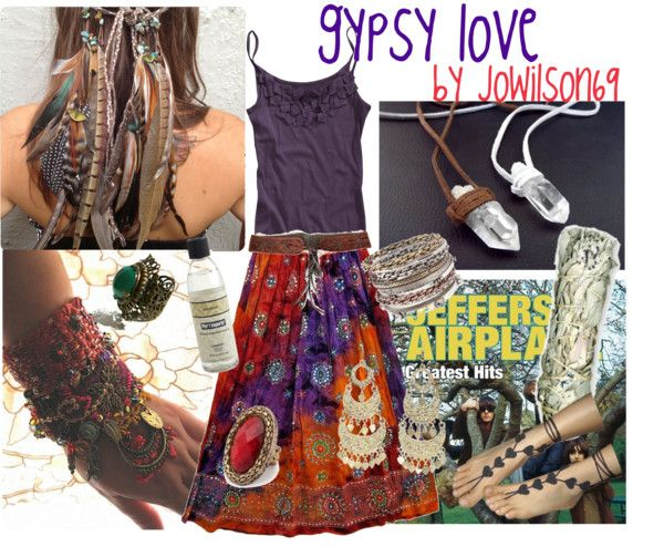 """""""gypsy love"""" by jowilson69 on Polyvore"""