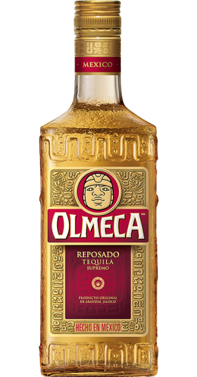 Olmeca Tequila Reposado 70cl Reposado Tequila Gold Peak Tea Bottle