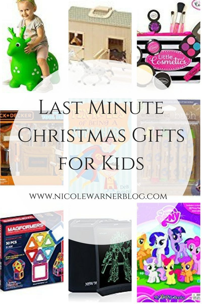 Last Minute Gift Ideas For Hubby Kids Or Mama In Time Christmas