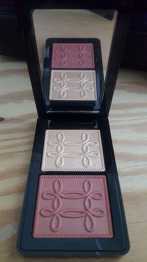 Mac Nutcracker Sweet Copper Face Compact whisper of guilt #MAC #makeup #ebay #blog #limitededition #giftideas