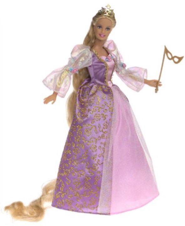 Barbie Rapunzel Rapunzel Barbie Barbie Collector Dolls Princess Barbie Dolls