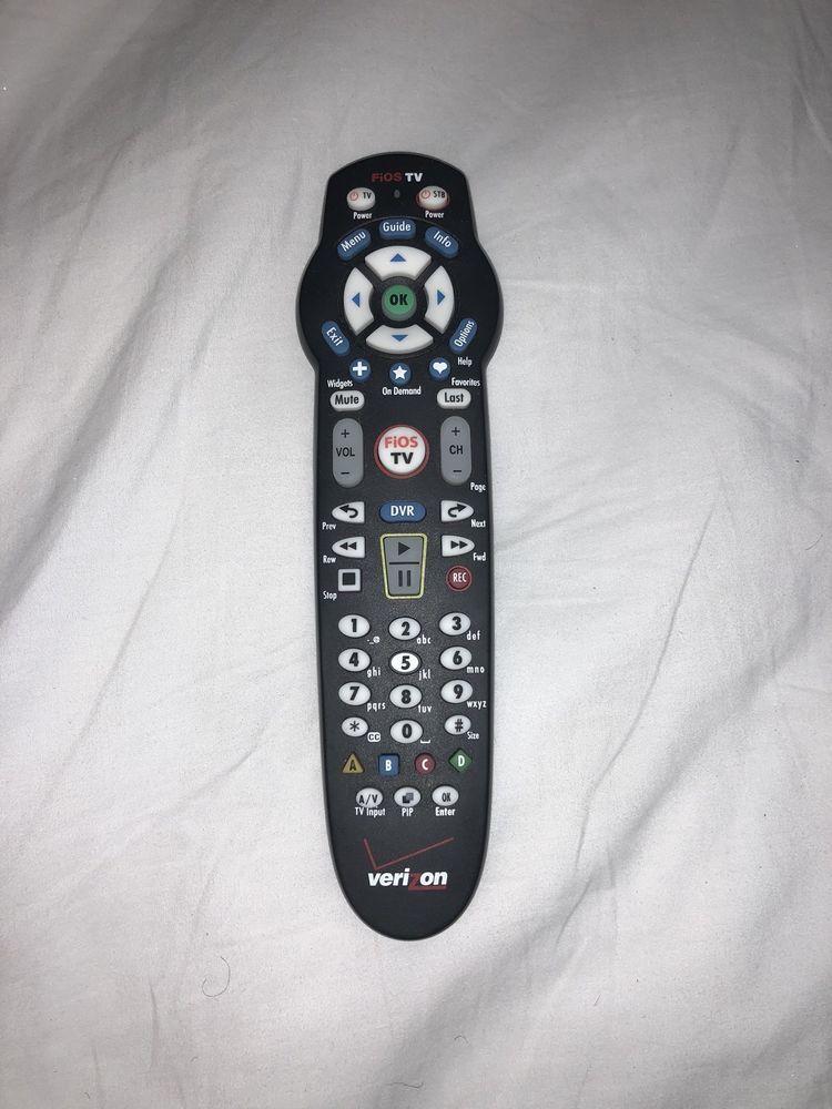 VERIZON FIOS TV DVR SETTOP REMOTE, VZ P265v5 RC Verizon