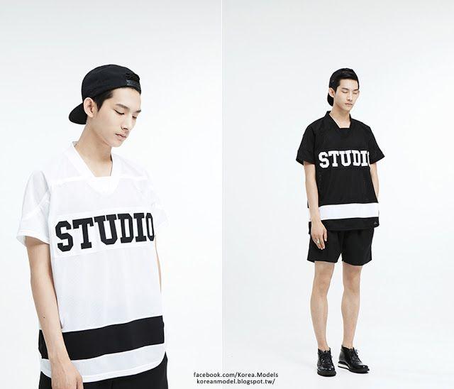 Korea Model모델 /Idol아이돌: 朴亨燮 BLINDNESS 2013Summer Lookbook