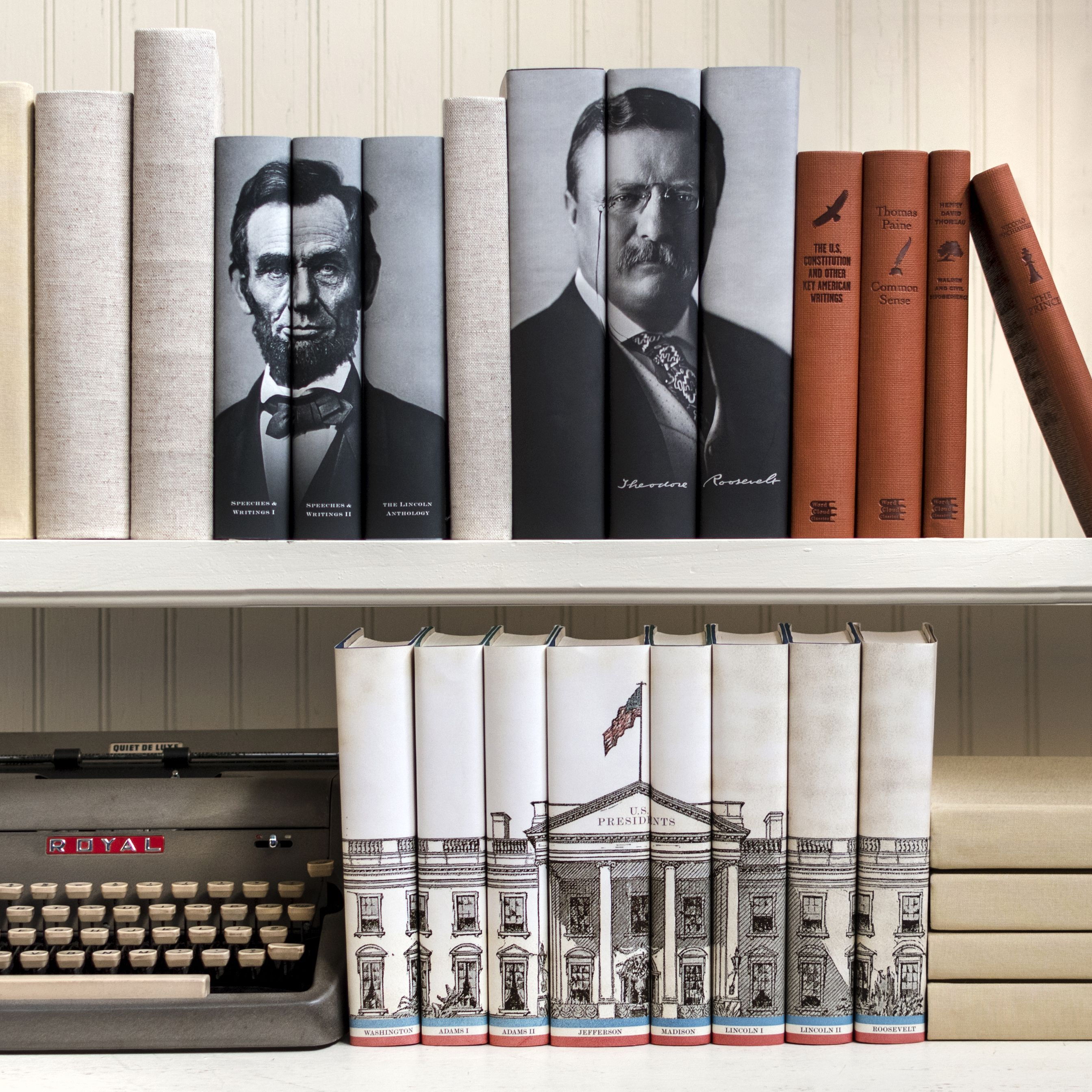 Abraham lincoln set gifts for history buffs history
