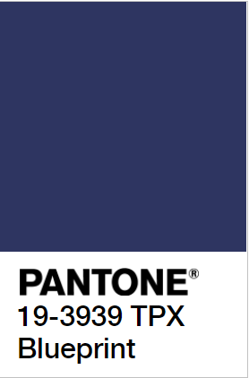 Pantone Blueprint 19 3939 Home Trends Color
