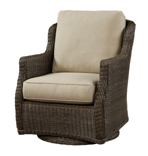Brighton Outdoor Patio Wicker Swivel Glider Model Sg9858 From Beachcraft Furniture Swivel Glider Chair Swivel Rocker Chair Lounge Chair Outdoor