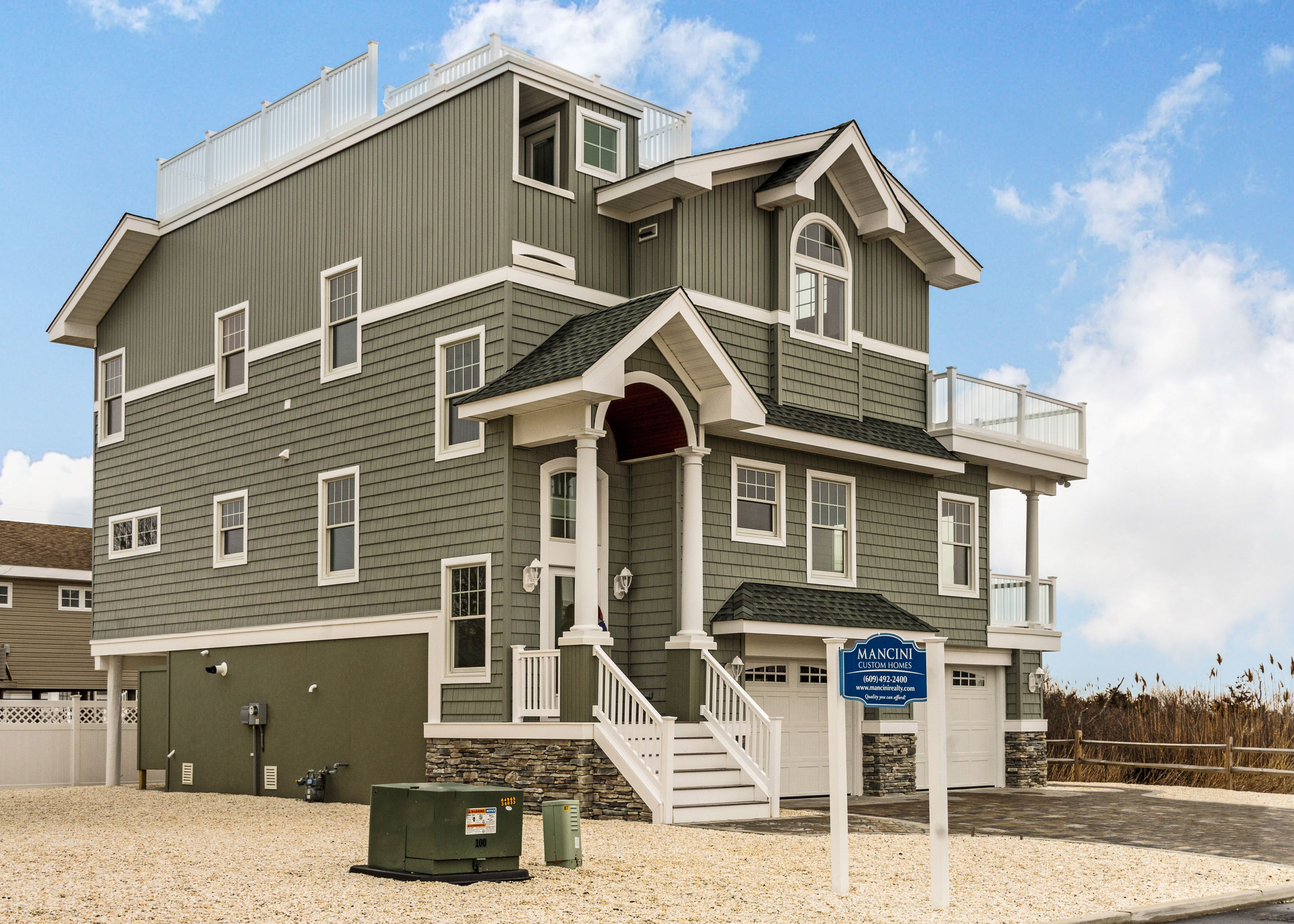 Fantastic Mancini Realty Built Home On Long Beach Island Lbi Holgate Beach Haven Nj Ph Selling Real Estate Real Estate Photography Sell Your House Fast
