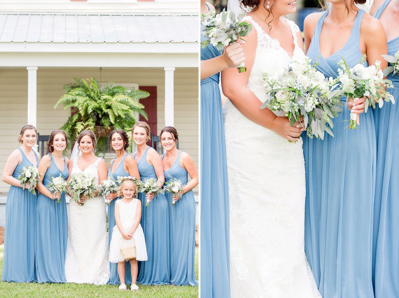jacksonville-nc-wedding-photographers | AQP Weddings | Blue Tones ...