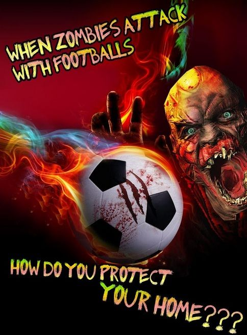This Soccer Game Includes Everything For A Mini Soccer Penalty Shootout The Zombies Have Freekicks And Are Kicking Best Game Development Company Footb