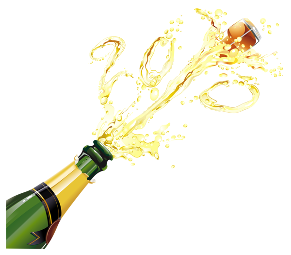 New Year Champagne Png Clipart Clip Art Champagne Newyear