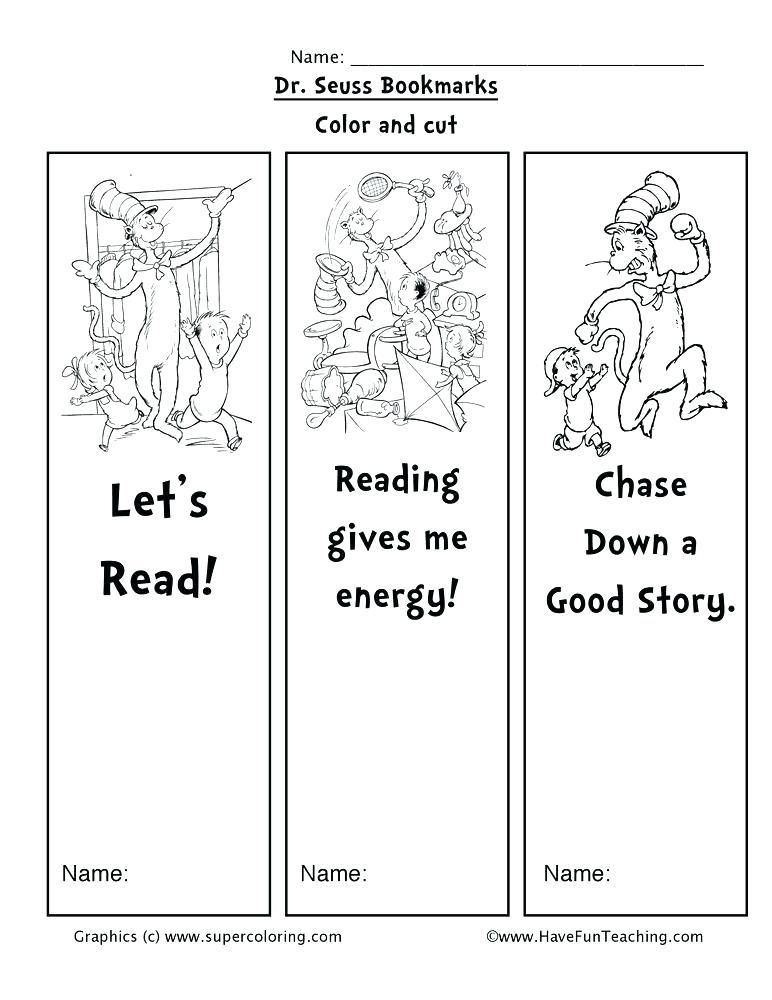 Dr Seuss Activities For Preschool Worksheets Robertdee.org