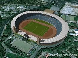 Middle East Azerbaijan Tofig Bakhramov Stadium