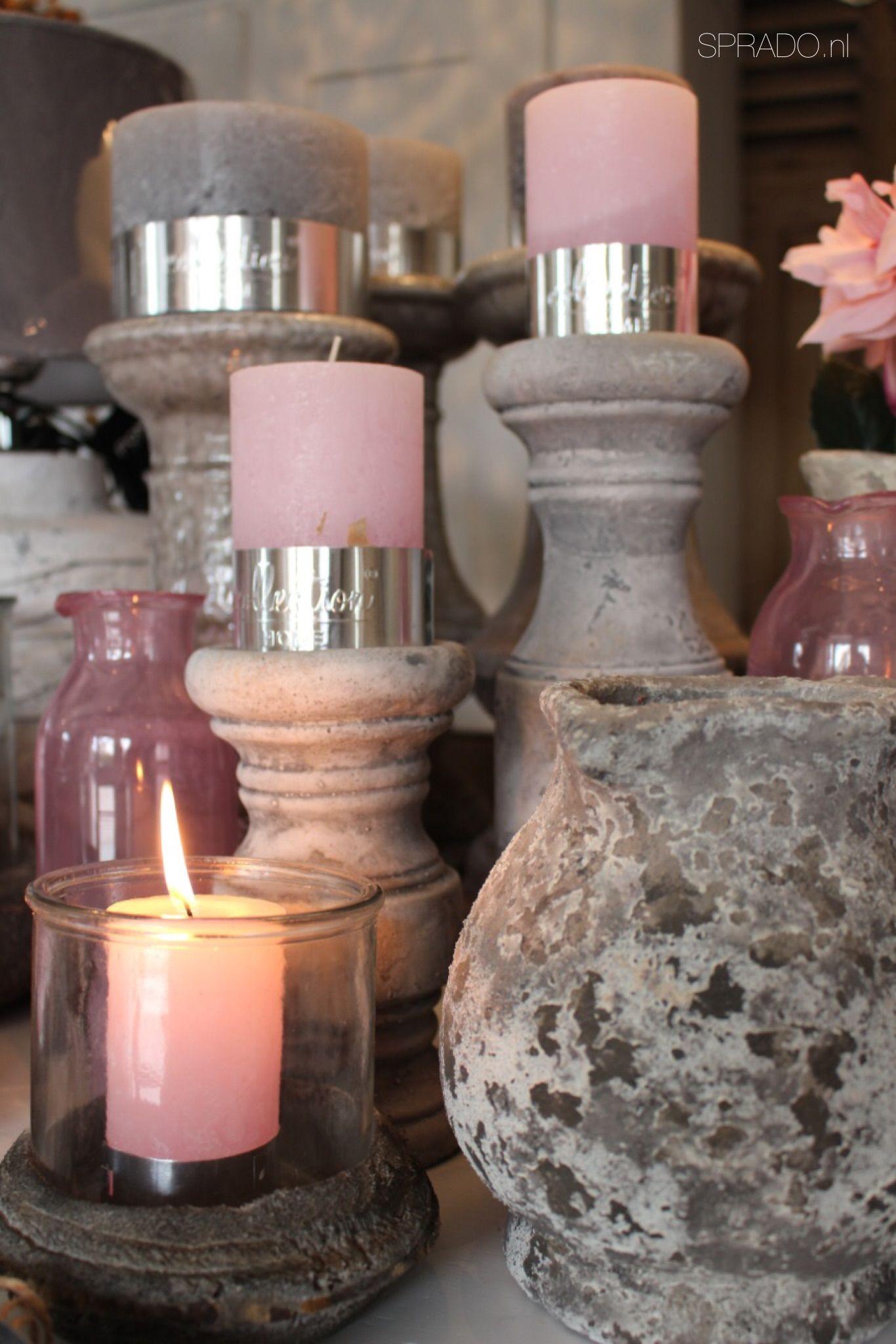 Woondecoratie Roze   www.sprado.nl - woonkamer   Pinterest - Roze ...