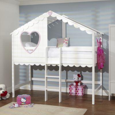 pretty nice 94c12 ccba9 Hearts Den Cabin Bed Childrens furniture Sale Home & garden ...