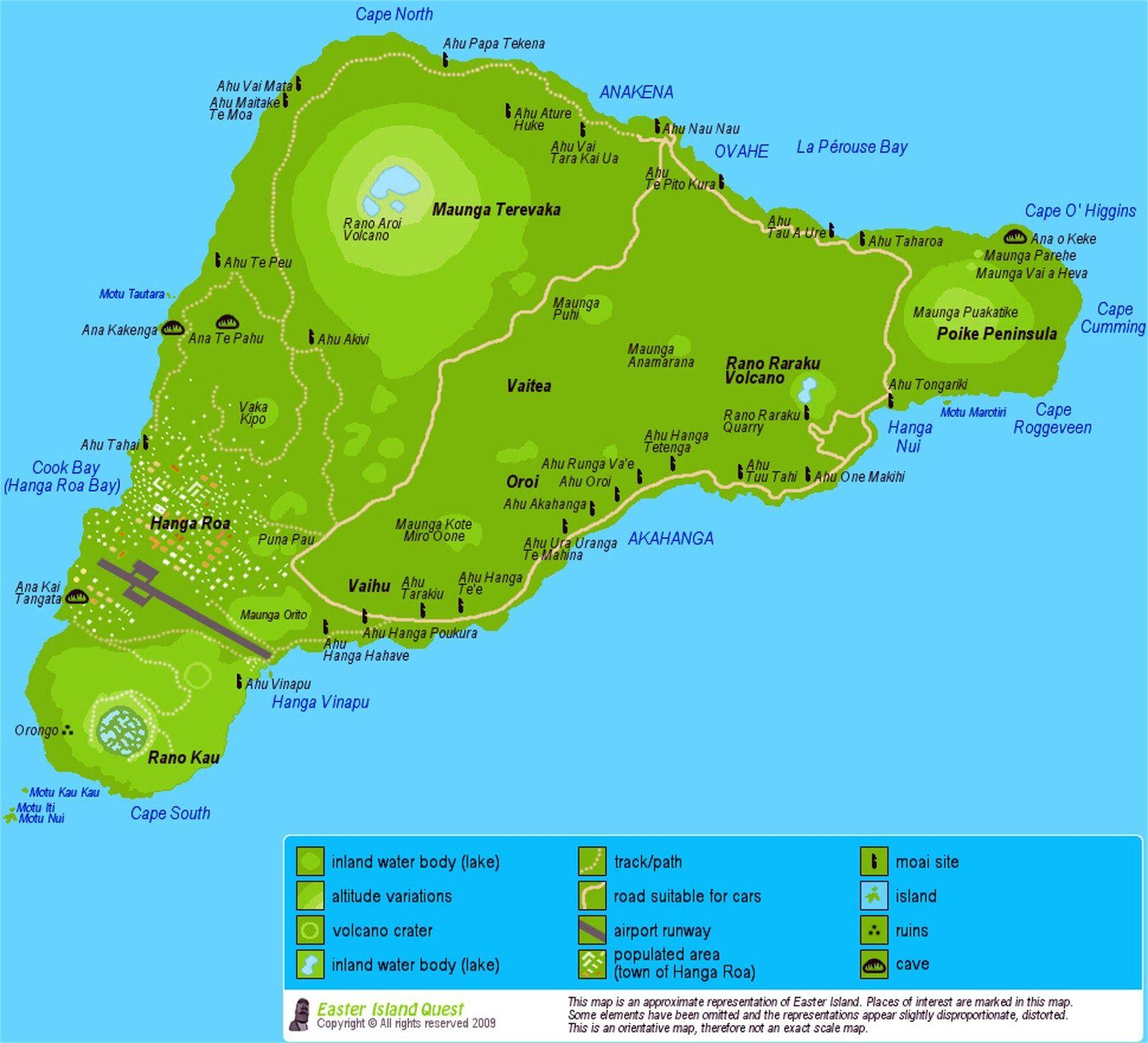 Past Remembering Easter Island Walking Easter Island Island Map Easter Island Travel