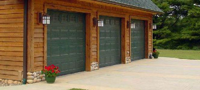 hunter garage doorsgarage door in hunter green  Google Search  Garage Doors