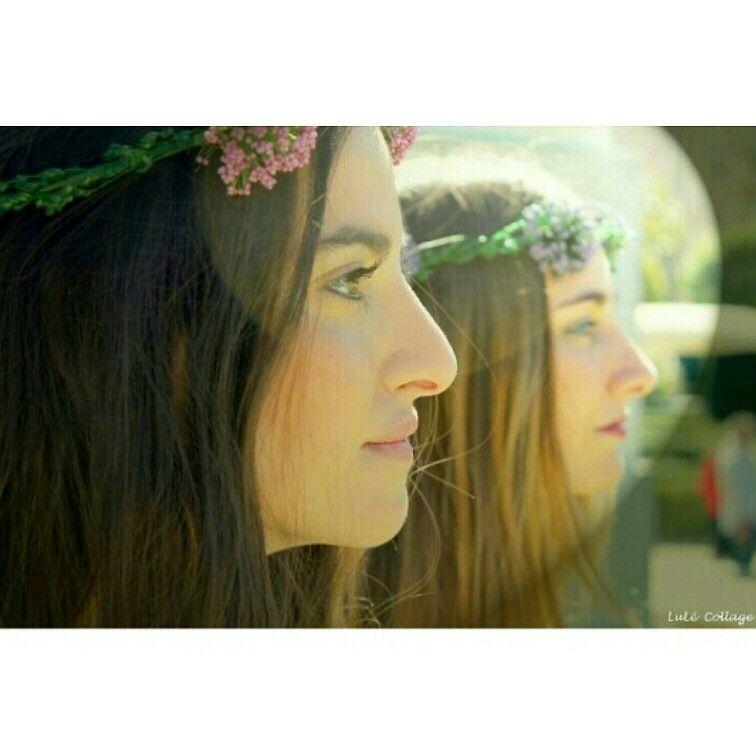Coronas con aires hippies! LuLè Collage