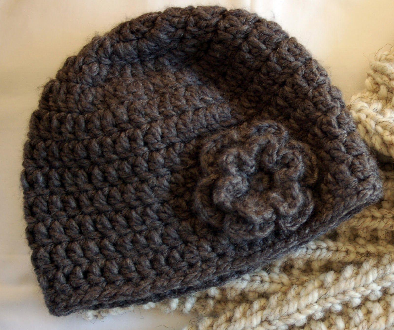 Linked Double Crochet {Tutorial} Three Layer Flower {Pattern} Easy ...