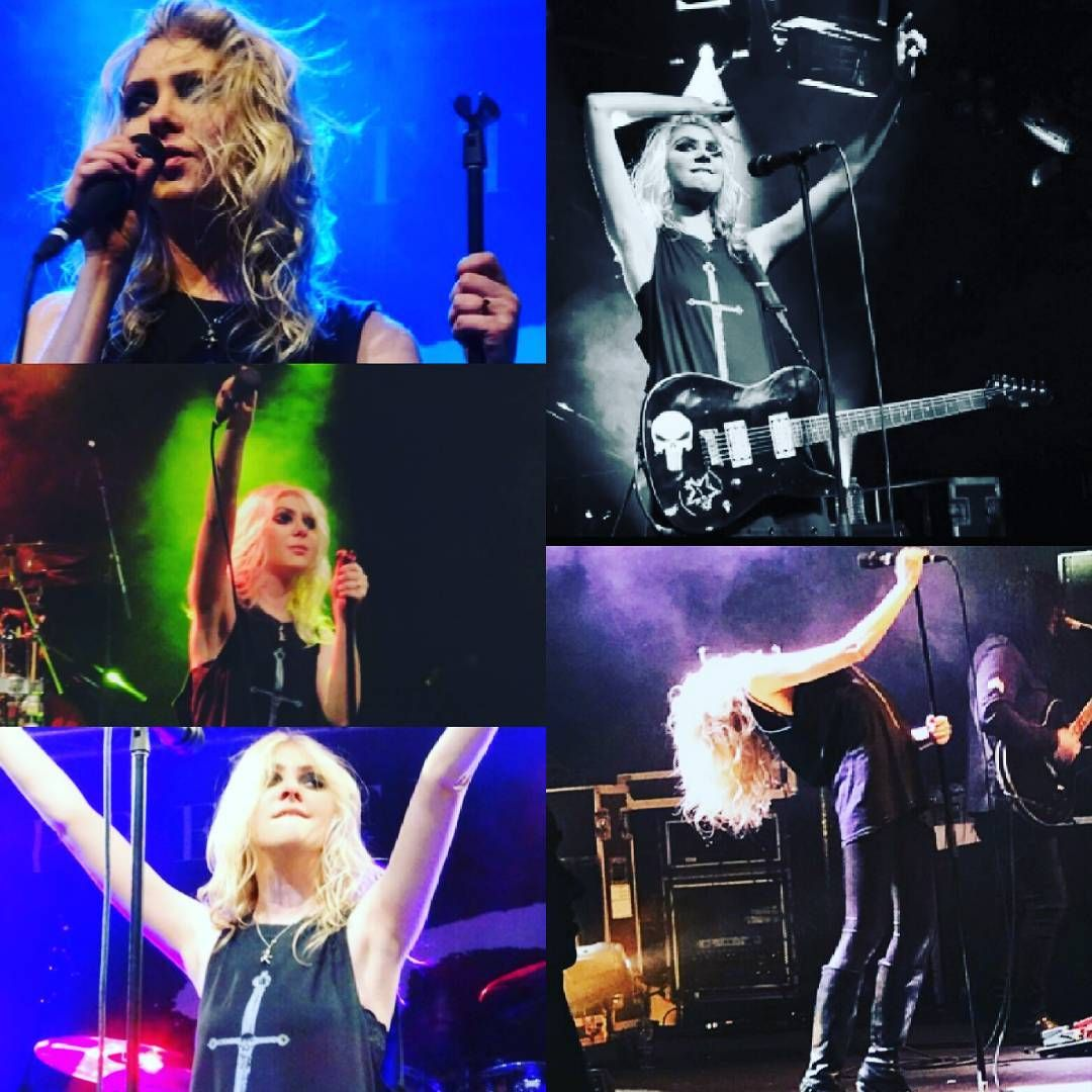 The Pretty Reckless at Rock City in Notttingham UK ( January 19 2017) If some pic is your let me know #TaylorMomsen #ThePrettyReckless #TPR #TheWallsAreClosingIn #Hangman #OhMyGod #TakeMeDown #Prisoner #WildCity #BackToTheRiver #WhoYouSellingFor #BedroomWindow #LivingInTheStorm #AlreadyDead #TheDevilsBack #MadLove