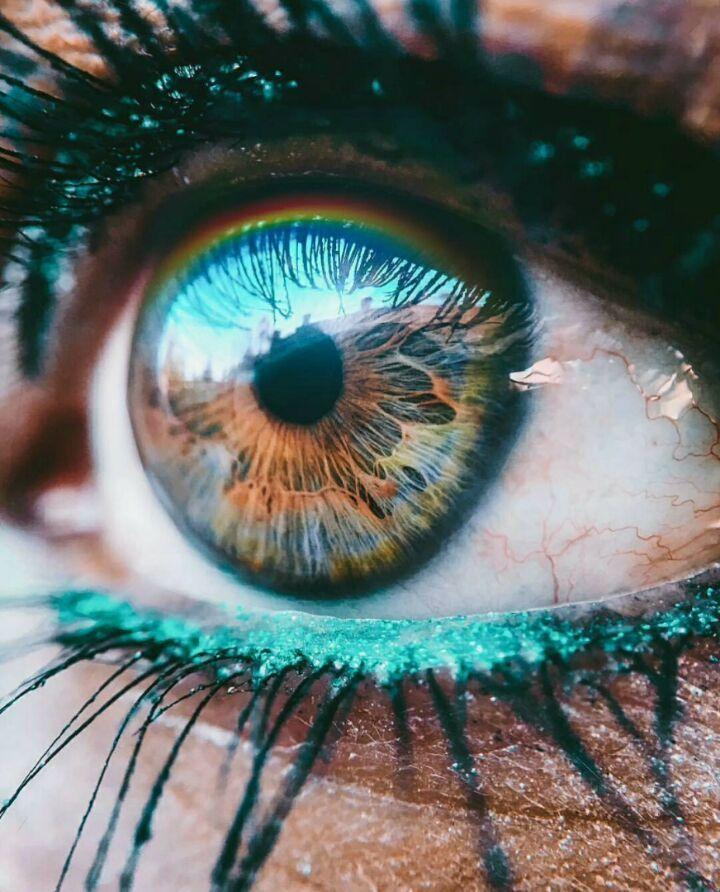 глаза сумасшедшего картинки