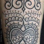 """1,049 Likes, 30 Comments - ⚪️Patricia Gea - Tattoo Artist (@patriciagea) on Instagram: """"Bracelete da querida Cris, tatuagem feira por mim no Estúdio Tattoo Ink ! Agente sua tattoo na…"""""""