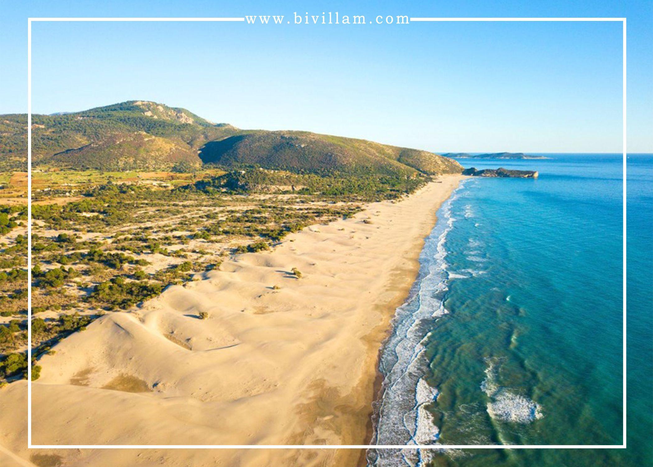 Patara Plajı I Patara Beach   Tatil yerleri, Plaj, Tatiller