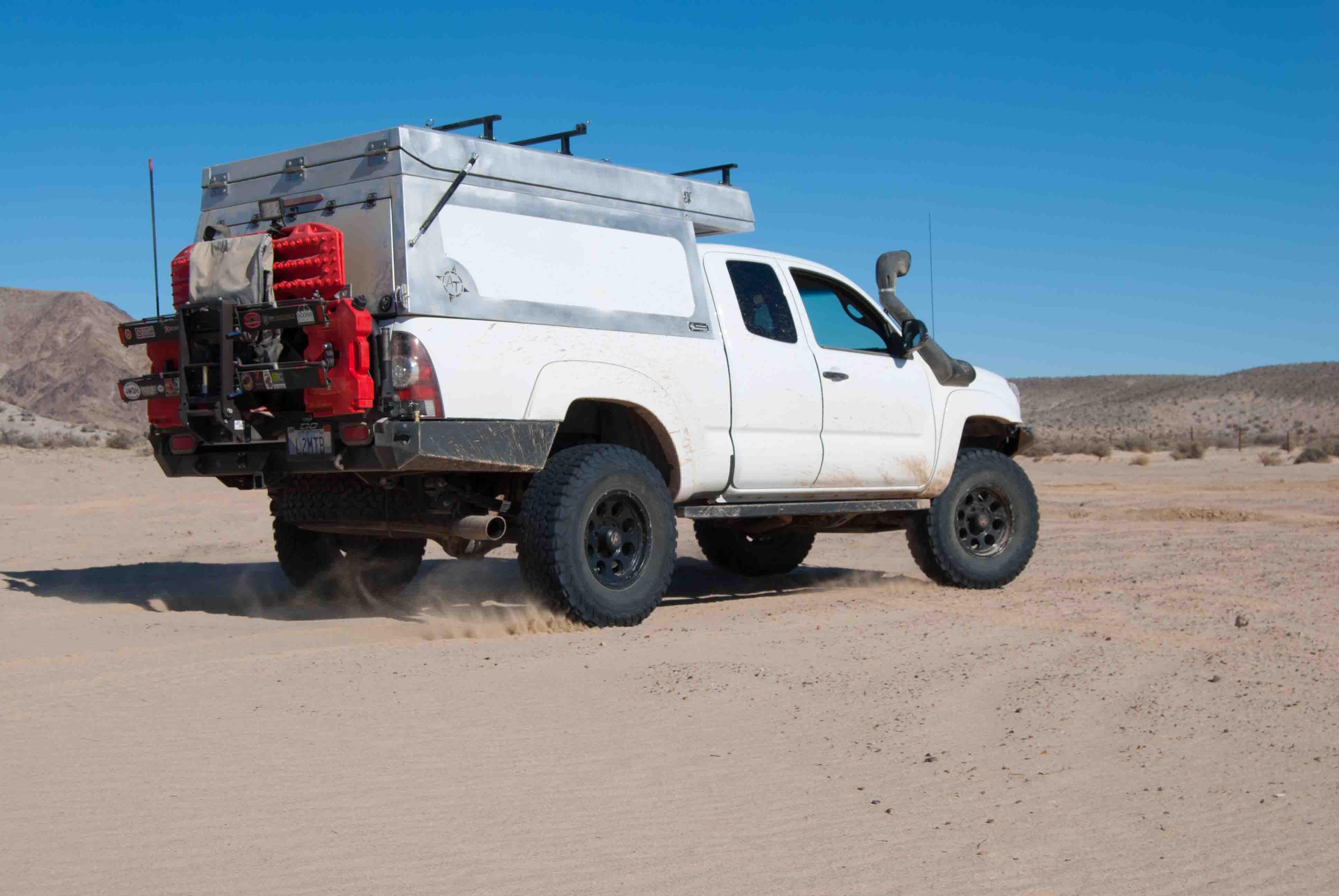Habitat Truck Topper At Overland Truck Pinterest