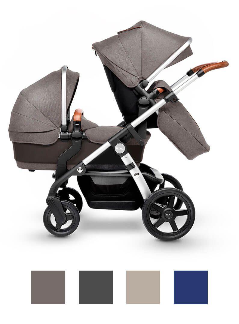 Sonarin Lightweight Stroller Black - Stroller
