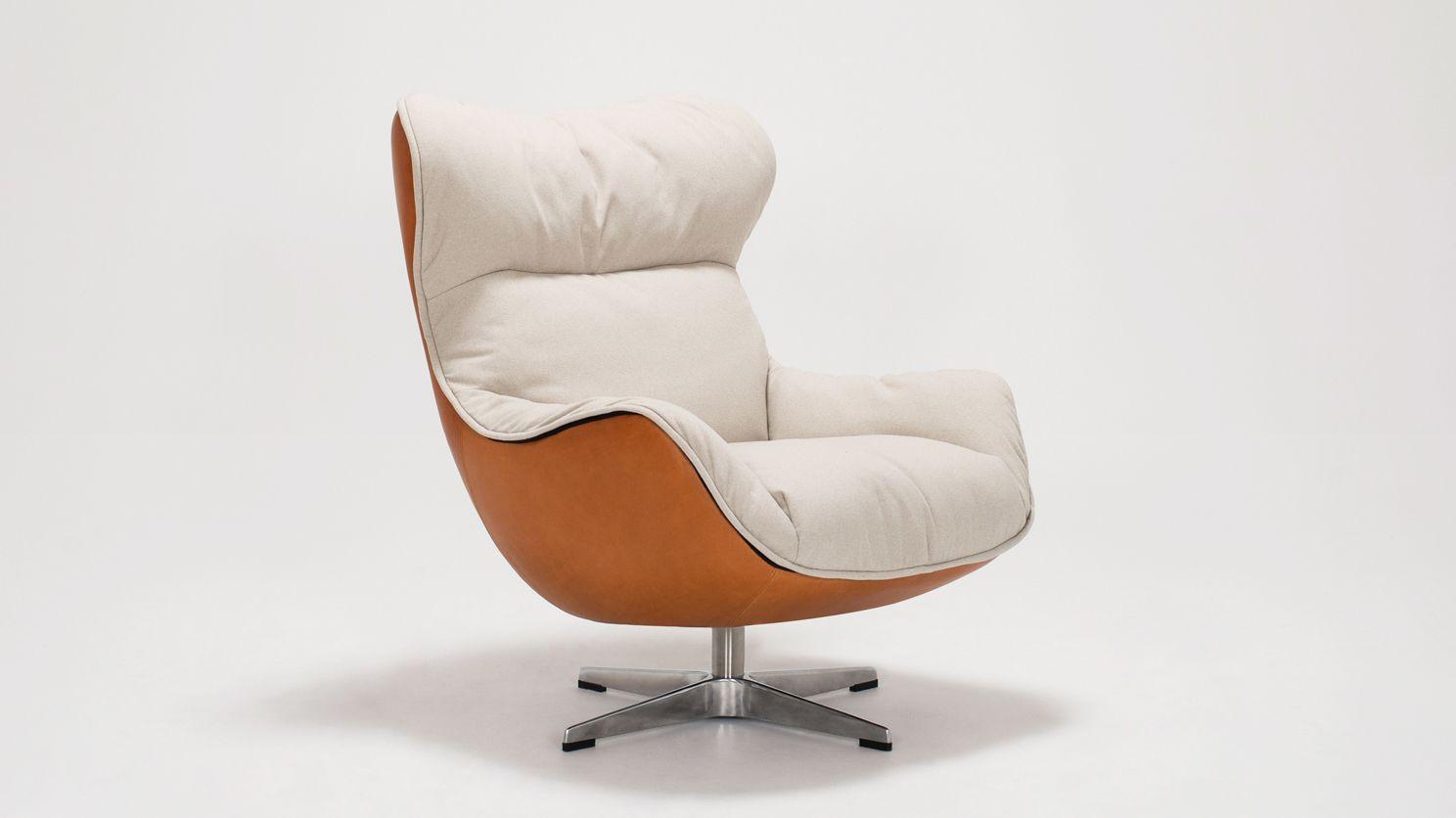 Arne Jacobsen Egg Chair Tweedehands.Cool Chair Eq3 Comes In Colors Mijn Droomhuis