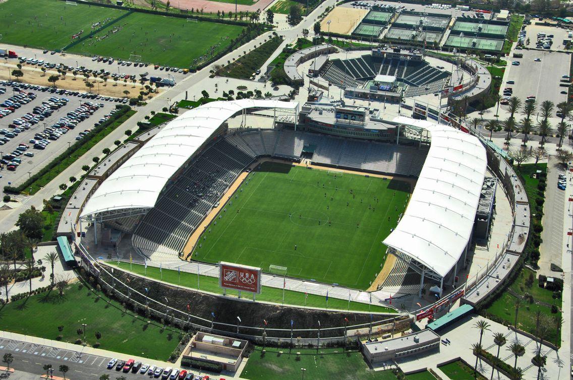 Stubhub Center In La Usa And Is Home Of Los Angeles Galaxy Estadio De Futbol Estadios Liga De Campeones